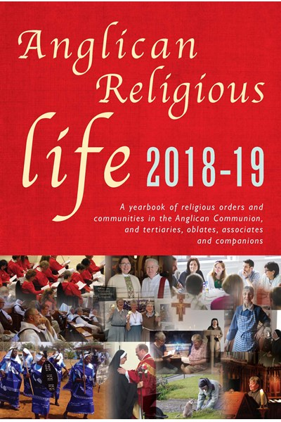 Anglican Religious Life 2018-19