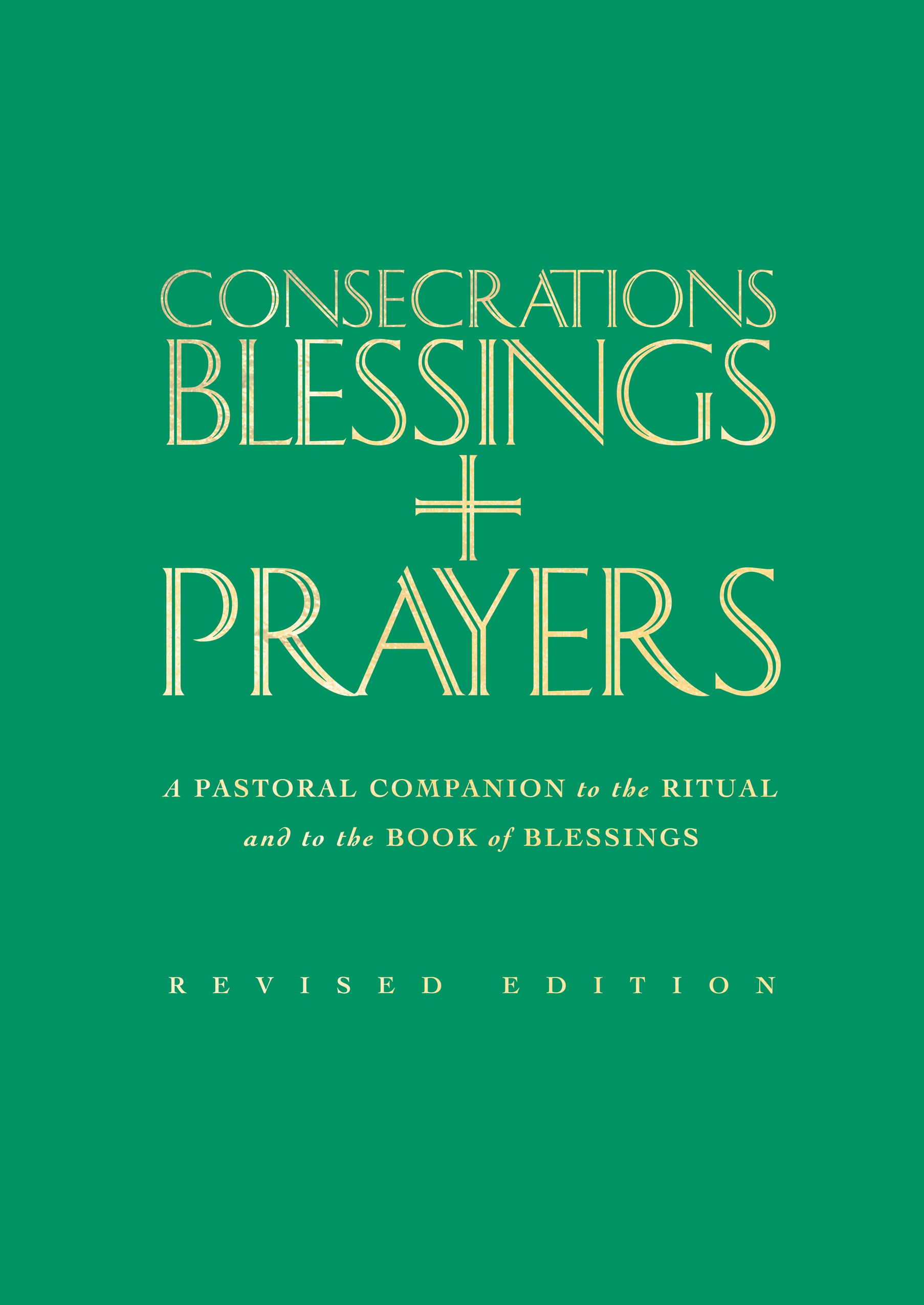 Consecrations, Blessings and Prayers by Sean Finnegan - Hardback