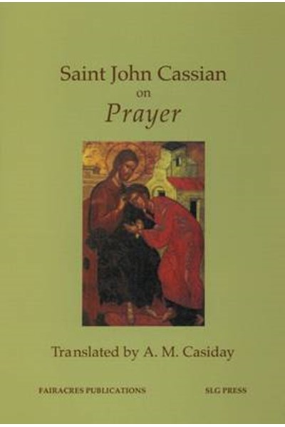 Saint John Cassian on Prayer