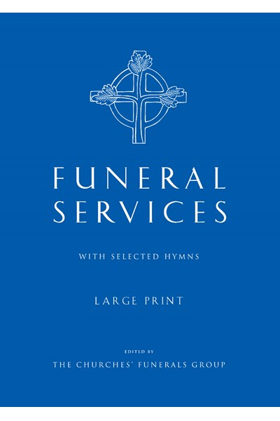 Funeral Services Large Print Edition