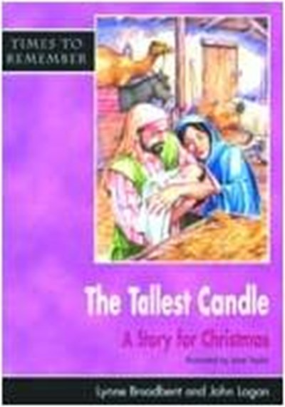 Tallest Candle - Pupil Book