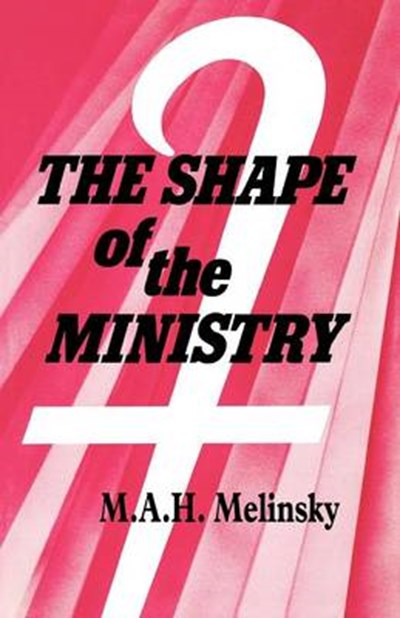Shape of the Ministry