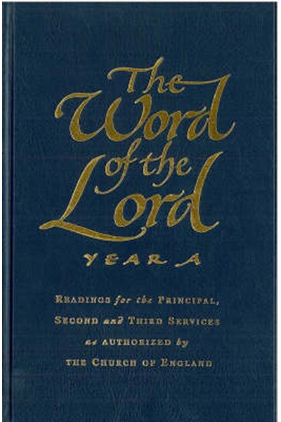 The Word of the Lord Year A