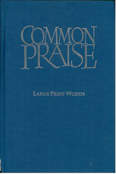 Common Praise Large Print