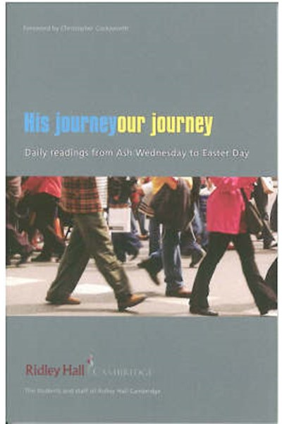 His Journey, Our Journey