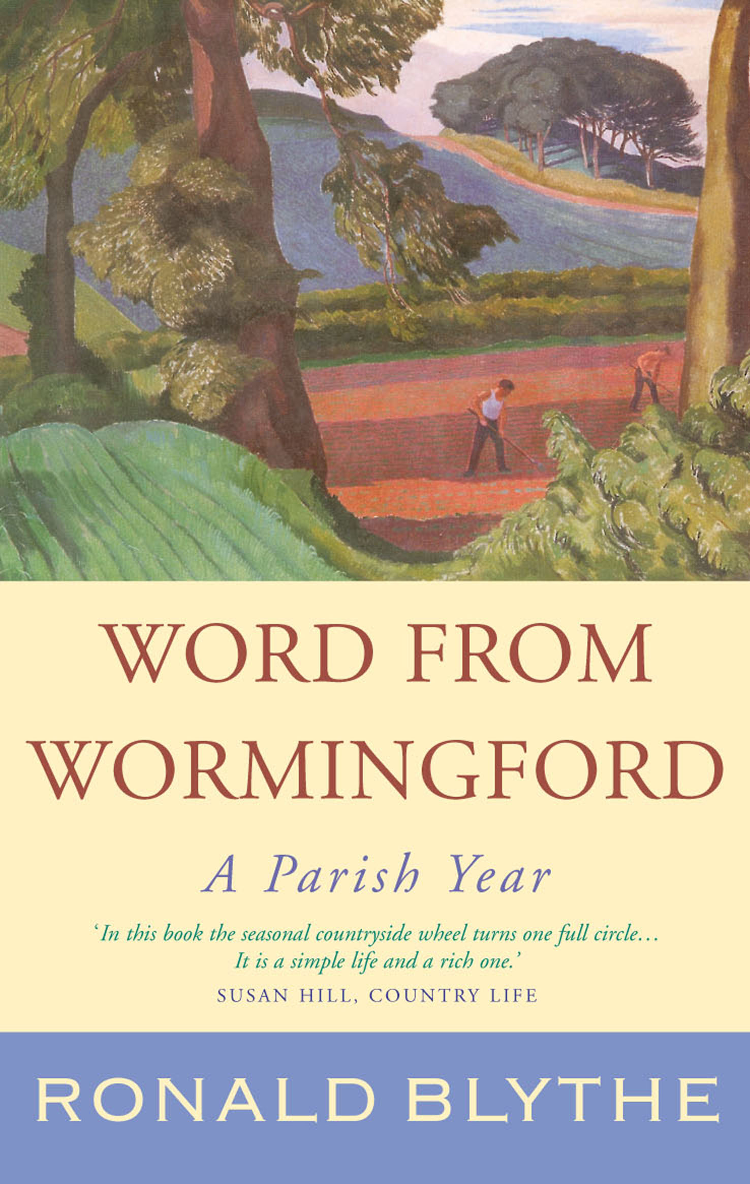 Word from Wormingford (Wormingford Series 1)