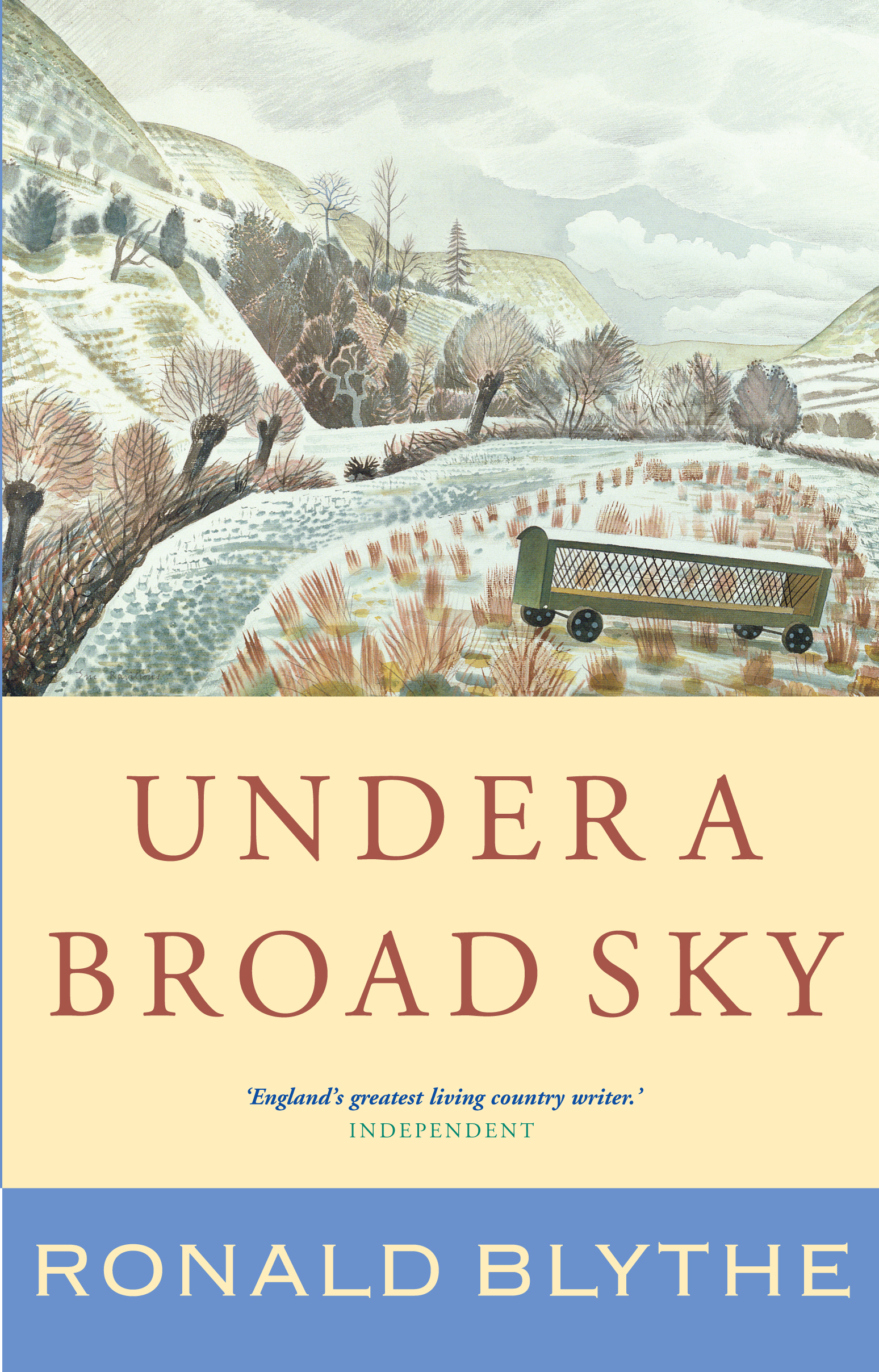 Under a Broad Sky (Wormingford Series 8)